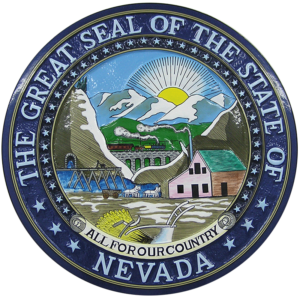 The Great Seal of Nevada